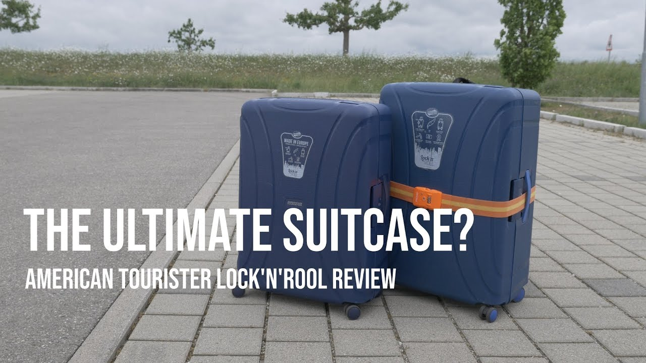 american tourister lock and roll review
