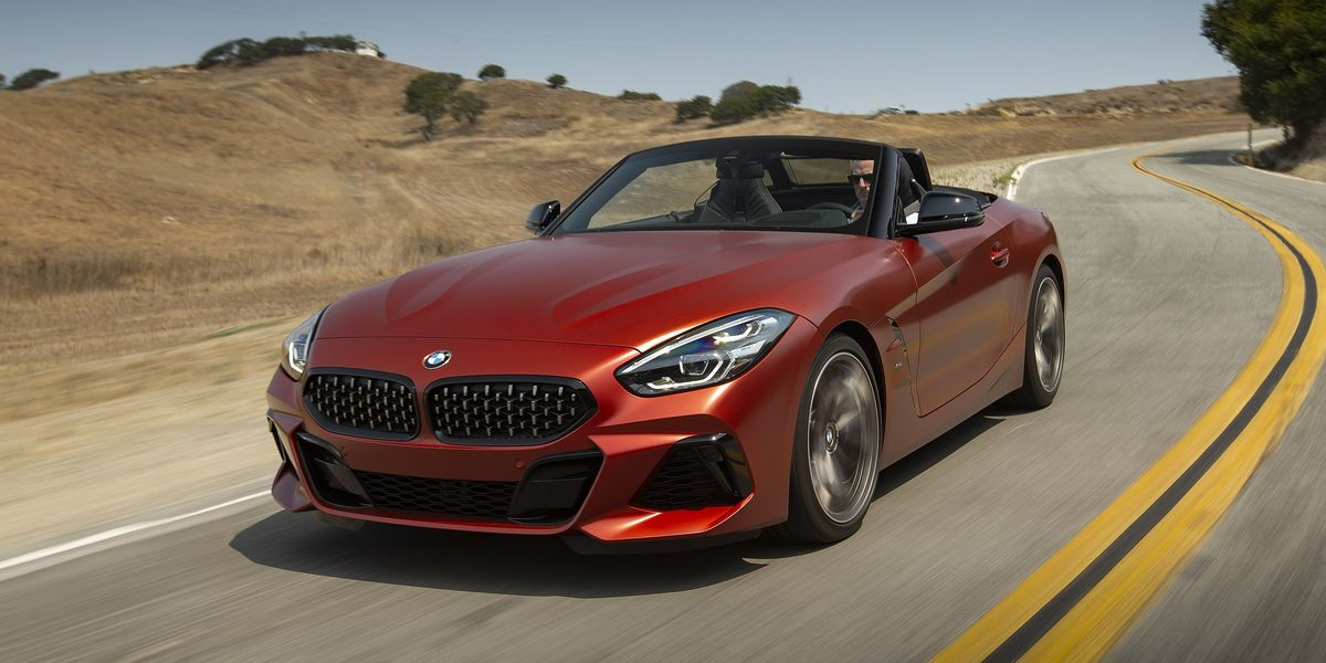bmw z4 m coupe review top gear