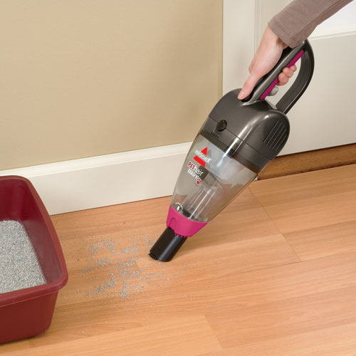 bissell cordless pet hand vacuum review