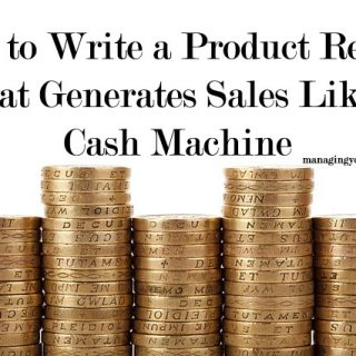 how to write product reviews for affiliate cash