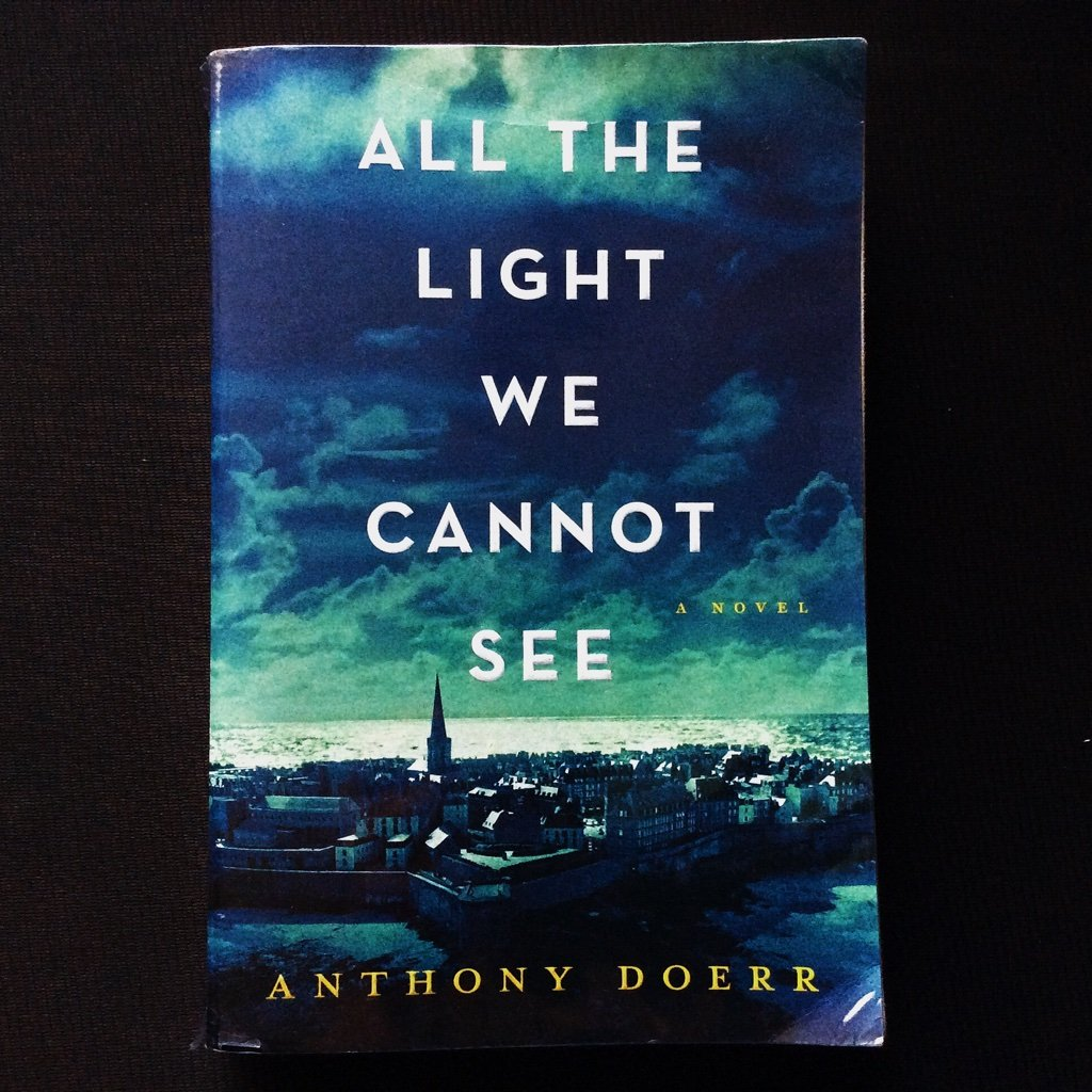 all the light you cannot see review