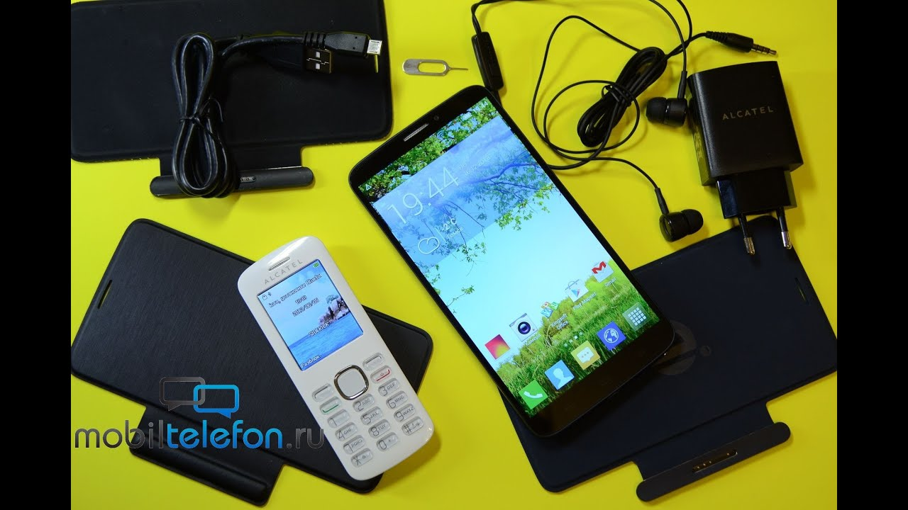 alcatel one touch review youtube