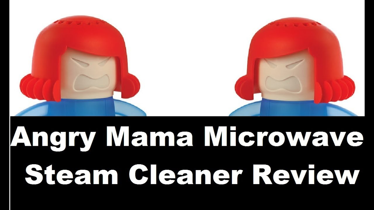 angry mama microwave cleaner reviews
