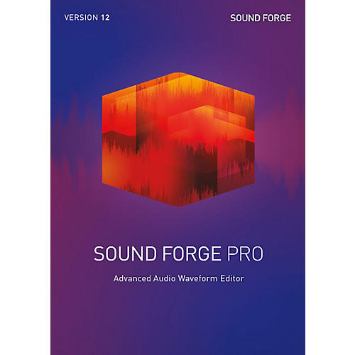 sound forge pro 12 review