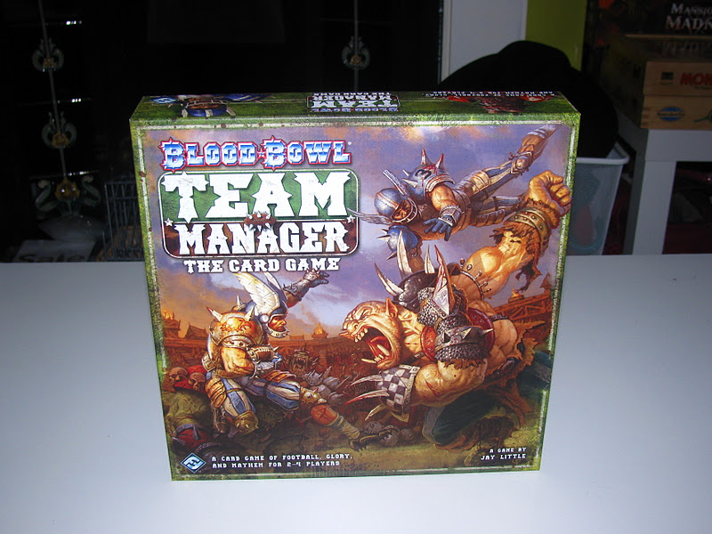 blood bowl team manager review