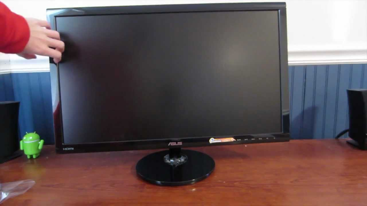 asus 24 inch monitor review