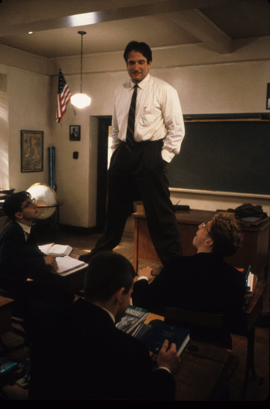 dead poets society play review
