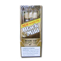 black and mild wood tip review