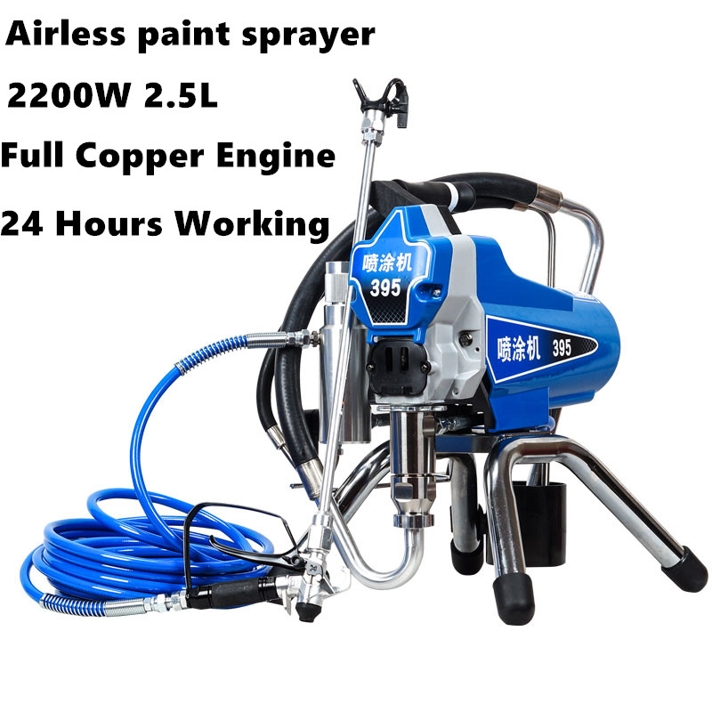 airless paint sprayer reviews uk