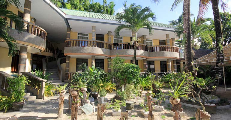 bamboo beach resort boracay review