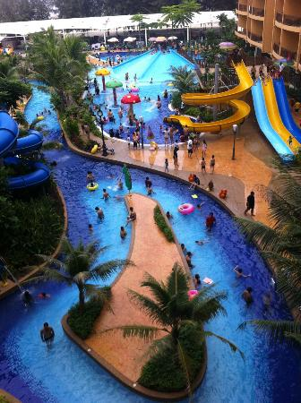 gold coast morib theme park review