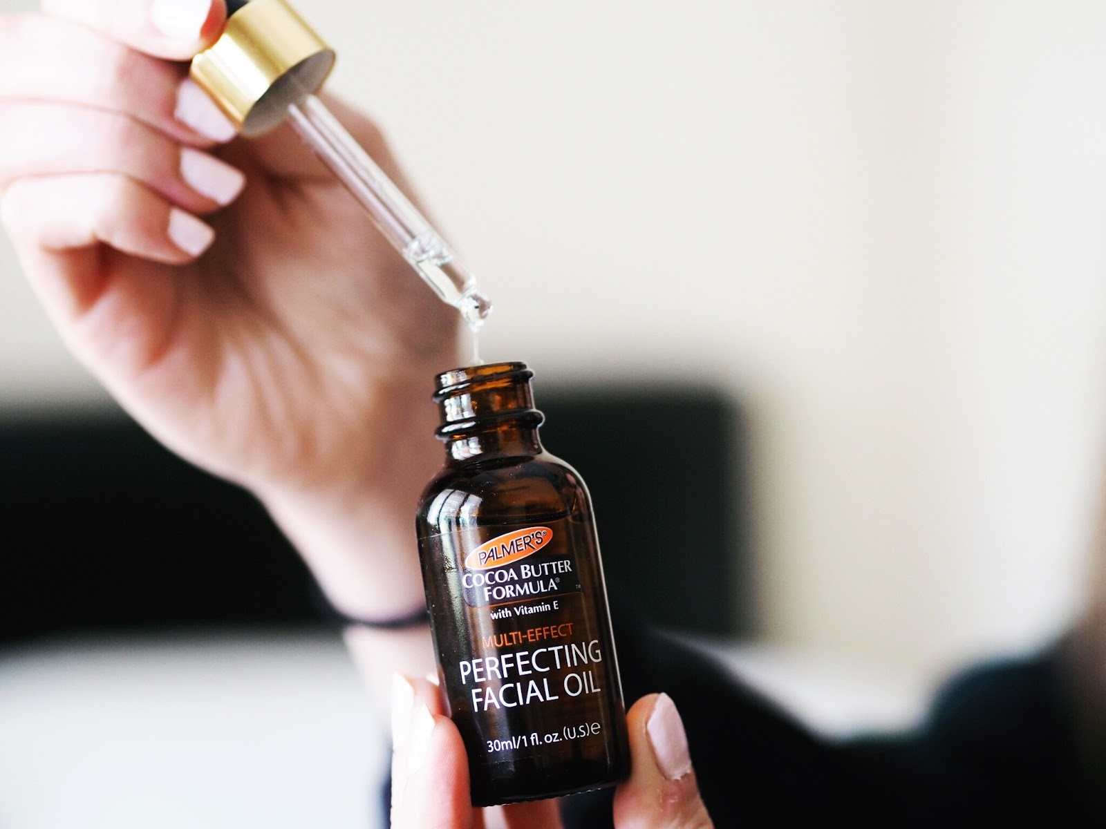 palmers perfecting facial oil review